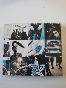U2 : Achtung Baby CD
