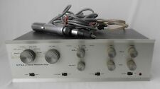 1960's DYNA Preamplifier PAS Model~Newly Serviced~ & DYNACO Microphone~Original