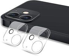 iPhone 12 | 12 Pro | mini | 12 Pro Max Kamera Schutz Panzer Folie Schutzglas 2x