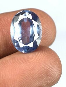 Discount Sale 8 Ct Color Changing Sapphire Gemstone Oval Natural Certified B4486