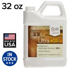 UltraCruz Isopropyl Alcohol, 99%, 32 oz