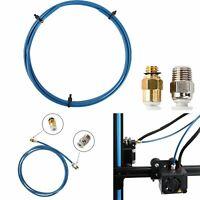 Für 3D Drucker PTFE   J-Kopf Filament Bowden Hotend Extrusion XS 1x1m Rohr