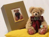 Hermann Spielwaren 200th Jubilee of Queen Victoria & Prince Albert Teddy Bear