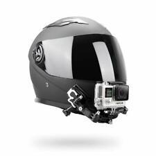 Front Helmhalterung Helm Mount Kit für GoPro 3/4/5/6 SJCAM Actionkameras Zubehör