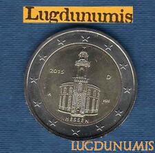 2 euro Commémo - Allemagne 2015 Eglise Saint Paul A Berlin Germany
