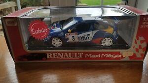Anson Renault Maxi Megane 1:18 die cast model