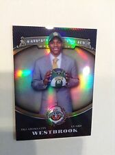 RUSSELL WESTBROOK Thunder 2008-09 Topps Treasury Rookie Card RC refractor /2008