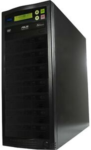 Acard 1 to 7 CD/DVD Copier Duplicator Standalone Tower System with Asus Drives