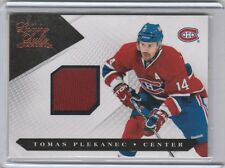 TOMAS PLEKANEC GAME USED JERSEY #/599 2010-11 LUXURY SUITE