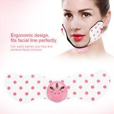 Electric V Face Chin Cheek Lift Thin Patch Mini Face Shaper Massage Pad