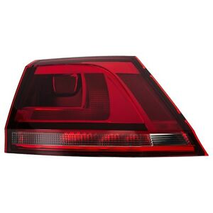 NEW 2015-2017 VW Volkswagen Golf Sportwagen Right Outer Tail Light Lamp Assembly