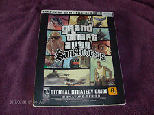 Grand Theft Auto: San Andreas Strategy Guide