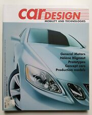 Car Design Mobility and technologies Magazine March 2005