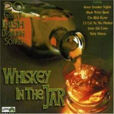 Whiskey In The Jar 20 Great Irish Drinking Songs CD NEW/UNPLAYED Dubliners