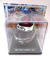 CASCHI MOTO GP -  JORGE LORENZO - 2013 -  SCALA 1/5 [024]