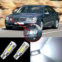 2 Light Bulbs LED Lights of Position Night Lights Mercedes E Class w211 w212