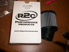 "CY10502 RACING GO KART R2C AIR FILTER 4.25"" x 4"" FILTER 20 DEG R2C PRO SERIES"