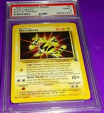 Pokemon Electabuzz # 2  Movie Promo Psa 9
