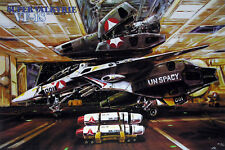 Macross/Robotech Super Valkyrie VF-1S  Poster 12inchesx18inches Free Shipping