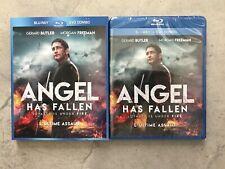 Angel Has Fallen (Blu-ray + DVD, Bilingual)