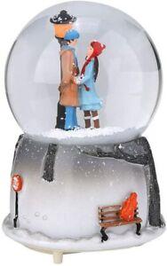 Cafopgrill Snow Globe Musical novit¨¤ Night Light Music...