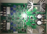 High precision dual analog overflow valve proportional valve amplifier board