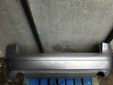 AUDI S6 C5 REAR BUMPER INCS PARKING SENSORS AND DIFFUSER (LYZL)