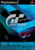 USED PS2 PlayStation 2 Gran Turismo Concept 2001 TOKYO 50101 JAPAN IMPORT