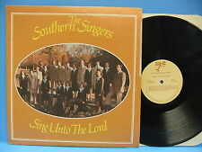 Southern Singers Sing Unto The Lord NM- LP Bar-Co Records SO 16196 Batesville AR
