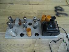 Vintage 1963 Tube Amplifier 7868 Tube amp