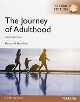 Journey of Adulthood, Global Edition [Paperback] Barbara R. Bjorklund