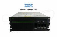 IBM Server POWER 740 MT: 8205-E6C 64GB Memory Modul 1 x CPU Power 9316 52y4091