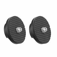 Movo MB1000CH Replacement Camera Mounts/Hubs for MB200/MB700/MB1000 Vest - 2PK