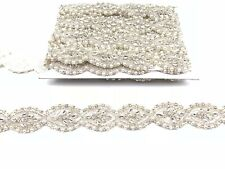 Cintura diamante bridal trim abito da sposa fascia diamante