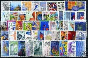 Francia Lotto Di 50 Francobolli Timbrati, TB, VF Usato, Annullato French Stamps