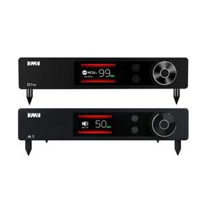 SMSL VMV A1 + VMV D1se MQA High Resolution Class A  Power Amplifier Decoder Kit