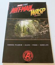 Marvel's Ant-Man and the Wasp Prelude Marvel Graphic Novel Comic Book