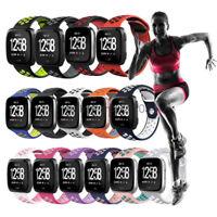 Sport Silicone Wrist Band Watch Strap Bracelet For Fitbit Versa 2/Versa Lite