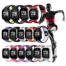 For Fitbit Versa 2/Versa Lite Sport Silicone Wrist Band Watch Strap Bracelet