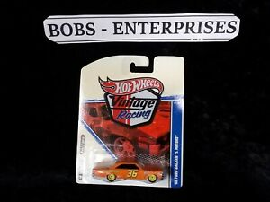 "Hot Wheels Vintage Racing '65 Ford Galaxie ""I Motors"" ec-56"