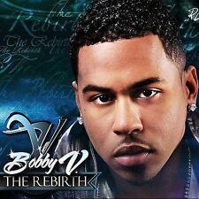 BOBBY V (R&B) -Bob V.  THE REBIRTH  NEW CD -Last one