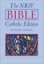 The NRSV Bible, Catholic Edition, Economy Edition-ExLibrary
