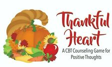 Thankful Heart CBT Counseling Game for Positive Thinking