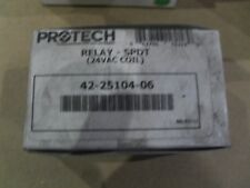 Ruud Protech part 42-25104-06 Relay for fan center 24 Vac Coil