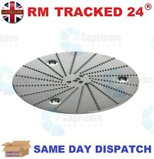 More details for robot coupe 39911 grating plate disc for robot coupe j80 ultra juicer machine