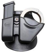 Fobus  Paddle CU9G Handcuff / Magazine Combo - Glock / HandK 9/40 , New, Free Sh