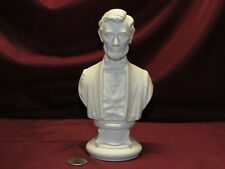 Ceramic Bisque Bust Abraham Lincoln U Paint Ready to Paint President