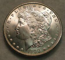 1900 Morgan Silver Dollar. BU / Uncirculated. FREE Shipping!