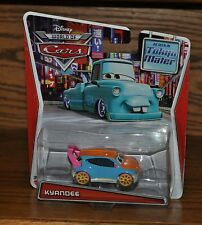 2014 Disney Cars Die Cast Tokyo Mater Kyandee NEW