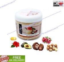 Macadamia NOCI olio viso e Scrub per il corpo con burro BIO Glow avocado 300ml